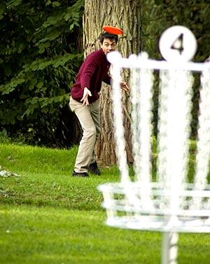 disc golf greenville sc