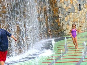 childrens fountain