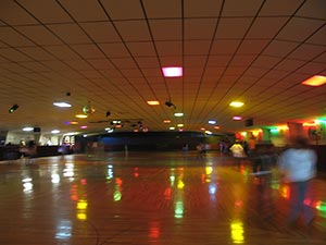 gainesville ga roller skating